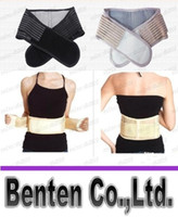 backache pain relief - hot Health Care Magnetic Slimming Lower Back Support Waist Lumbar Brace Belt Strap Backache Pain Relief LLFA4136F