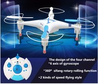 Wholesale DHL channel G remote control model aircraft aircraft axis gyroscope with light and music toy plane