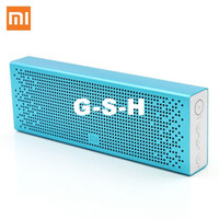 Wholesale Xiaomi Bluetooth Speaker Portable home Music recevers sliding door dvd cd Player stereo hdmi cable cell phone watt blueray