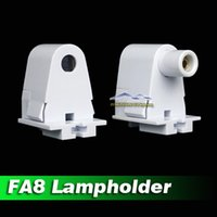 ABS abs ul - FA8 Base Type FA8s Lamp Bases single pin Needle lamp holder every set contain