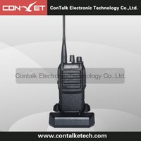 Wholesale most powerful walkie talkie range km uhf MHz or vhf MHz two way radio CTET S channels