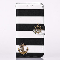 For Apple iPhone apple iphone articles - 2014 new ip6 inch with stents article two card rainbow pirate ship mobile phone holster protection