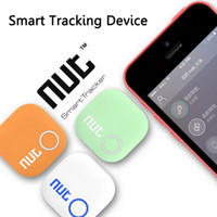 Wholesale Smart Blutooth Tracker Nut2 Distance Intelligent Bluetooth Anti lost Alarm Tracker Tracking Tag Child Baby Wallet Key Pet Finder Free Ship
