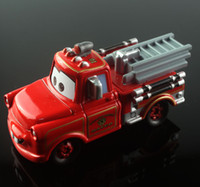 Car toy tow trucks - Cars pixar Tomica tomy disny mini kids cars cute mater tow truck fire fighting truck alloy metal die cast race car diecast models toys gift
