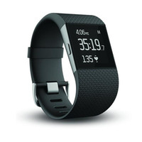 battery control iphone - 100 Original Fitbit Surge Watches Bluetooth Smart Wristbands Intelligent Fitness Band Iphone Android Wearable Technology Large Battery
