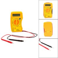 ammeter circuits - New DT831B LCD Digital Multimeter Voltmeter Ammeter Ohm Reader Circuit Tester Tool