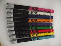 Wholesale golf grip new decades golf rubber grip in colours