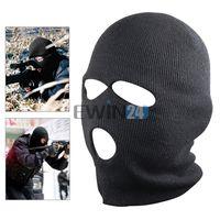 Wholesale Hot Selling Black Balaclava SAS Style Hole Mask Neck Warmer Paintball Fishing Ski Hat