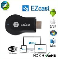Wholesale Defeat Chromecast New EzCast Miracast Dongle TV stick DLNA Miracast Airplay MirrorOP for windows ios andriod not android tv box