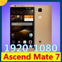 Wholesale New China Copy unlocked cell phone Huawei Ascend Mate Categoris Phone Octa Core Android cellphone GB RAM GB ROM