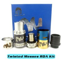 Cheap RDA Dripping Atomizer Best Stainless Steel Adjustable ring
