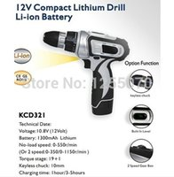 Wholesale New listing EU certified products V Lithium Cordless Drill order lt no track