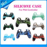 Cheap Silicon case for PS4 Best For PS4 silicone cover