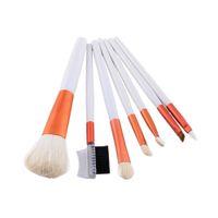 bg cosmetics - Brand New in Cosmetic Makeup Brushes Set Bevel Eye Shader Big eyeshadow brush Lip brush Sponge smudger Brow comb BG