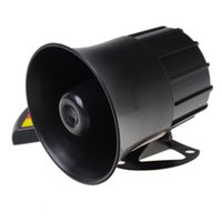 Wholesale FS Hot Motorcycle Car Van Vehicle Loud Siren Security Horn V with Sounds order lt no track