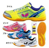 Light Weight Breathable,Balanced,Anti-Sl badminton shoes - 2016 New arrival Butterfly table tennis shoes butterfly tennis sneakers badminton shoes sport shoes Tenis Shoes
