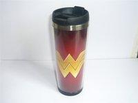 best wonder woman - New DIY Coffee Cup Wonder Woman Creative Mug Tea Cup Travel Cup Drinkware CM OZ Best Gift