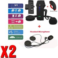 Wholesale Set COLO RC Motorbike Bluetooth m Intercom L3 Remote Control Hard Earpiece Clip
