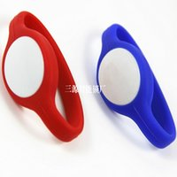 Wholesale Silicone bracelets EM card ID card RFID electronic door locks key card induction bathroom door lock Qassam take smart cards