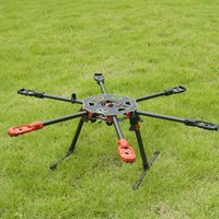 drone kit - tarot pro Multicopter Frame RC big Quadcopter Drone frame kit for FPV DIY accessories with gopro