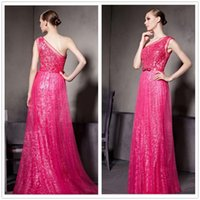amazon pictures - 2015 real shot in Europe and America the new Amazon mesh waist sequined shoulder evening dress upscale wedding banquet