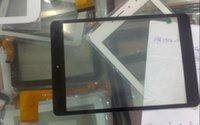Wholesale NEW quot inch Tablet FPCA D4 V01 ZC FPCA D3 V01 Touch Screen Touch Panel digitizer glass Sensor Replacement