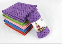 yoga mat - 50pcs By Fedex First class quality Yoga Blankets cm Extended yoga towel yoga mat A