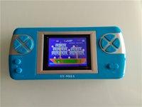 Wholesale rechargable inch color screen Super Mario games handheld portable video games consoles