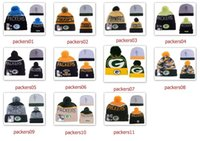 military hats and caps - Green Bay Winter Wool Hats Packers Beanies