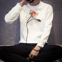 asian jumper - Asian Size XL Hot Sell Mens Fashion Crew Neck Sweatshirt Jumper Boy Hip Hop Hoodie Jacket Pullover Coat Long Sleeve