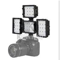 Wholesale CN H Professional W K Leds LED Video Light For Digital Camera Camcorder Photography Lighting video camera led light