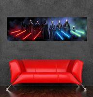 art of star wars - Star wars poster wall sticker decoration of size x40cm x15 inch kitchen wall stickers