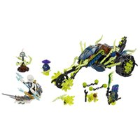 ambush chain - Bela phantom Ninja Chain Ambush Motorcycle Masters Ninja Minifigure toys Building Blocks Bricks Compatible with Legoe