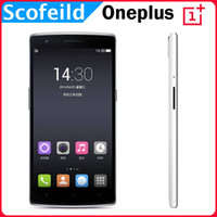 Wholesale Instock OnePlus ONE Plus Snapdragon Android Cell Phone Smartphone inch LTPS FHD G RAM G ROM MP G NFC