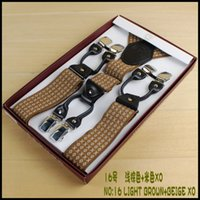 Wholesale Six adult men s high end gift boxes with adjustable strap clip