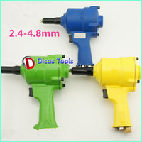 Wholesale hot sale high quality taiwan air riveter gun pneumatic riveters pneumatic rivet gun riveting tool mm mm