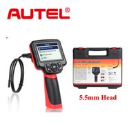 audi fr - ools Maintenance Care Diagnostic Tools Original Autel Maxivideo MV400 Digital Videoscope with mm inspection camera MV DHL Fr
