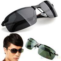 Wholesale 2013 New Men s Framed Outdoor Sports Classic Polarized Sunglasses Sun Cool Glasses Accessories brand designer Q