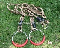 Wholesale Flying Ring Swing Outdoor Indoor Sports Equipment for Children