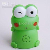 Wholesale 20pcs Motion Sensing Sensor Detector Frog Speaks YOUR Digitized Voice QLHI1807