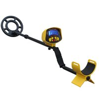 Wholesale MD3010II Metal Detector Undeground Professional Metal Detector Gold Digger Treasure Hunter with LCD Display and Target Identity