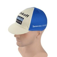cycling cap - 2015 New arrival Tinkoff saxo bank New Styles cycling cap Cycling Caps made of polyester Freed shipping