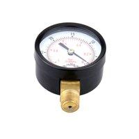 Wholesale Mini Dial Air Pressure Meter Gauge Vacuum Manometer Double Scale Air Pressure Measuring Tool With Stable Performance