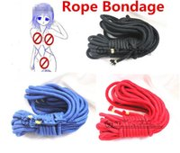 Wholesale cotton shibari rope bondage gear slave body restraints BDSM games fetish adult sex toys for couples RP
