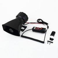 auto pa - Van Truck PA System W Loud Horn V Car Siren Auto Max dB Sounds tone Free Drop Shipping