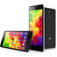 Cheap ZTE V5 Max 4G LTE 64-Bit Qualcomm Snapdragon 410 Quad Core 1.2GHz 2GB RAM 16GB ROM Android 4.4 5.5 inch 1280*720 13.0MP Camera Smart Phone