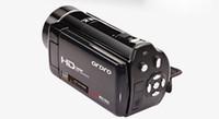 Wholesale 1080P HDV V7 DV quot TFT LCD screen CMOS MP sensor max MP X Digital Zoom digital video camera HD camcorder
