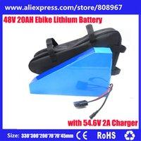 Cheap 48V 20AH PVC 48V 20AH Best Rechargeable 48V 48v 20ah lithium battery