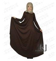 2013 Novo design hijab abaya islamic muçulmanos moda para as mulheres flor vestido longo dubai vestido longo de malha de algodão sofá de tecido
