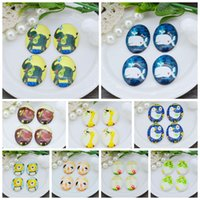 bearing thickness - 10PCS Inner x25mm Animal Oval Glass Cabochon Bear Elephant Turtle Whale Oval Flat Back Cover Embellishments Thickness mm